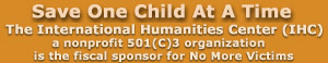 The International Humanities Center, a nonprofit                501[c](3) organization, is our fiscal sponsor